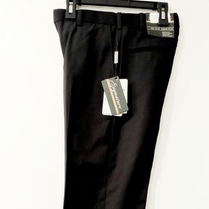 NWT Dress Pants by Signature Size 48 Black